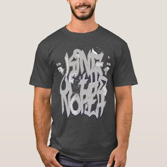 King of the North w/ Wolf emblem T-Shirt