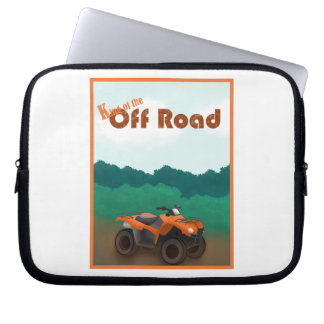 King of the Off Road Computer Sleeve