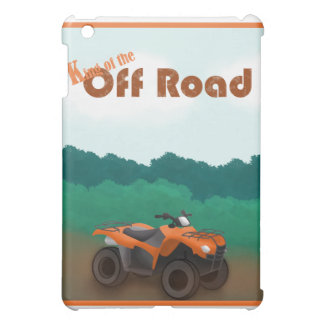 King of the Off Road iPad Case