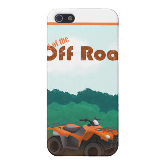 King of the Off Road Phone Case iPhone 5 Cases