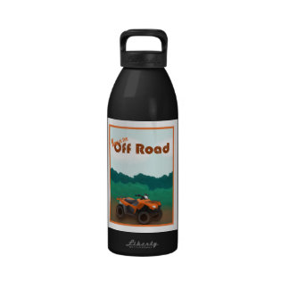 King of the Off Road Water Bottle