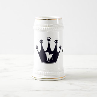 King of the Pack Beer Stein