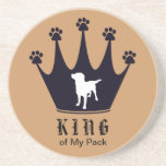 King of the Pack Coasters