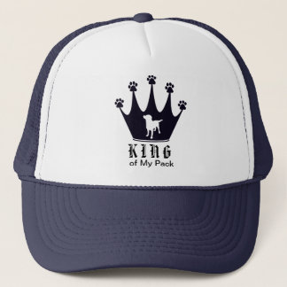 King of the Pack Trucker Hat