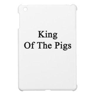 King Of The Pigs iPad Mini Case
