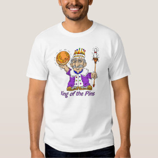 King of the Pins T Shirt