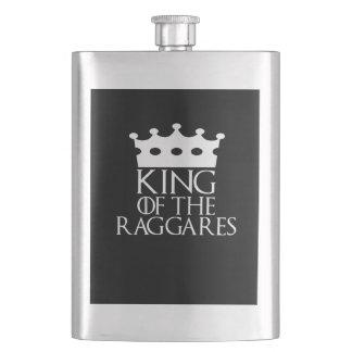 King of the Raggares, #Raggares Flask