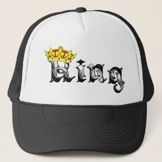 King of the Realm Trucker Hat