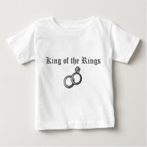 King of the Rings Baby T-Shirt