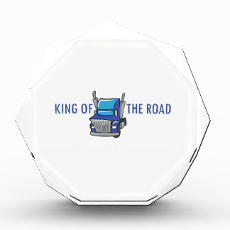 KING OF THE ROAD AWARD