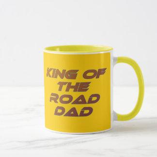 King of the road Dad Mug