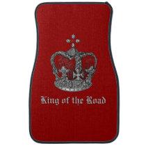King of the Road Royal Crown Car Mats
