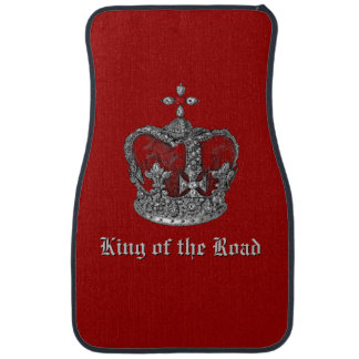 King of the Road Royal Crown Car Mats