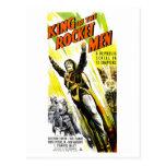 King of the Rocket Men Postcard