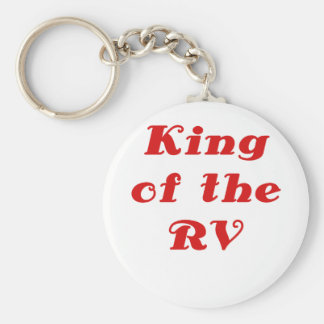 King of the RV Key Chain