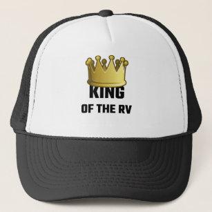 57d733feb4aa King Of The RV Trucker Hat