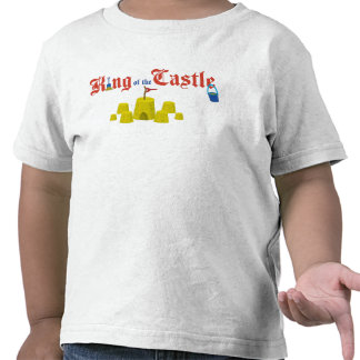 King of the Sand Castle Tees