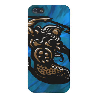 King of the Sea iPhone 5/5S Covers