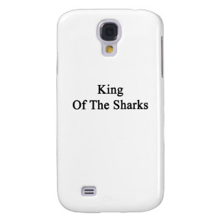 King Of The Sharks Galaxy S4 Cover