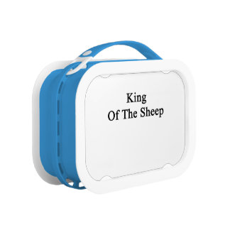 King Of The Sheep Lunch Box