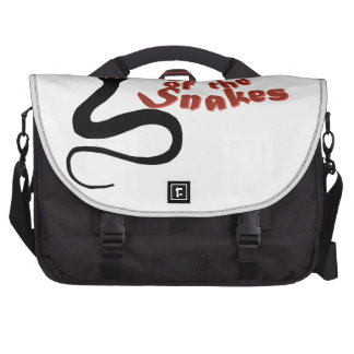 King Of The Snakes Commuter Bag