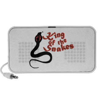 King Of The Snakes iPhone Speaker