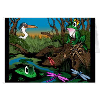 King of the Swamp Card