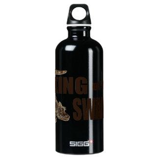 King of the Swamp - Gator Hunter Aluminum Water Bottle