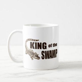 King of the Swamp - Gator Hunter Coffee Mug