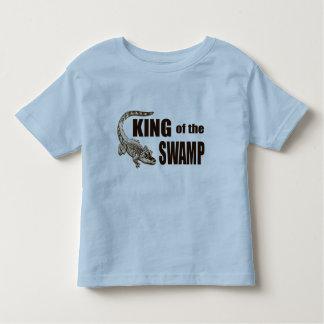 King of the Swamp - Gator Hunter Toddler T-shirt