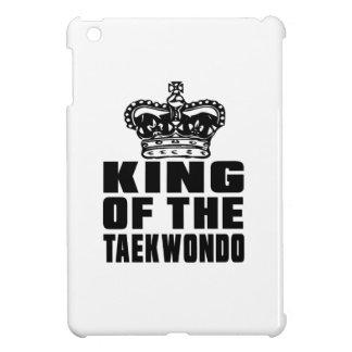 KING OF THE TAEKWONDO iPad MINI CASE