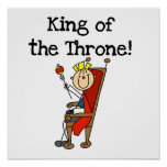 King of the Throne Print
