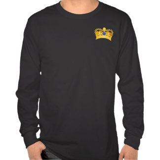 King of the World Crest Tee Shirt