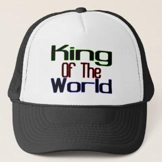 King Of The World Trucker Hat