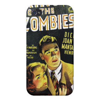 King of the Zombies iPhone Case