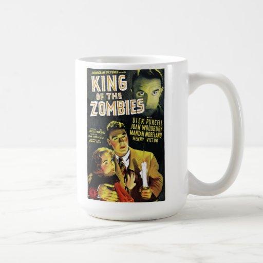 King of the Zombies Mug