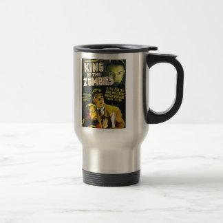 King of the Zombies Travel Mug