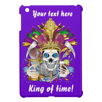 King of Time Mardi Gras View Hints Please Cover For The iPad Mini