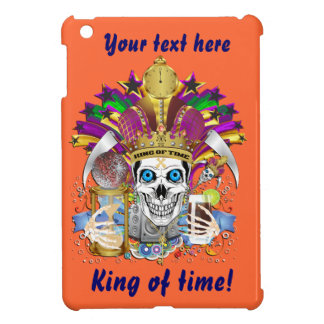 King of Time Mardi Gras View Hints Please iPad Mini Cases
