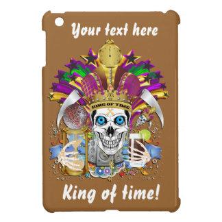 King of Time Mardi Gras View Hints Please iPad Mini Covers