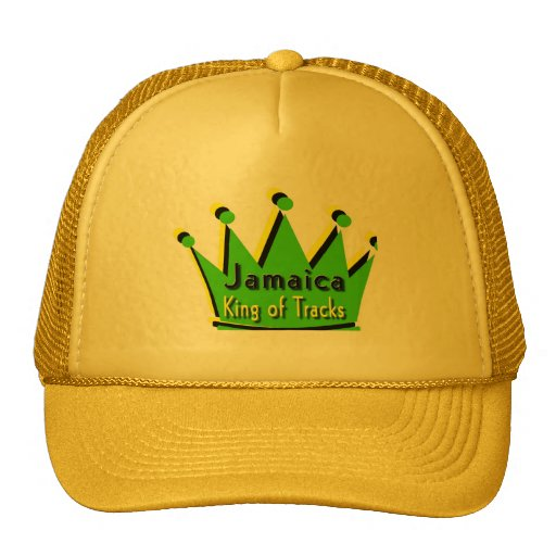 King of Tracks hat