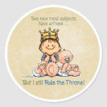 King of Twins - Big Brother stickers