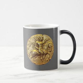 King on Horseback Magic Mug