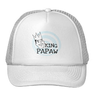 King Papaw T-shirts and Gifts Trucker Hat