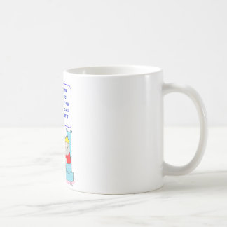 king parliament ethics committee coffee mug