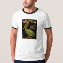 King Pelican Brand Lettuce T-Shirt
