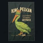 """King Pelican Iceberg Lettuce Towel<br><div class=""""desc""""></div>"""