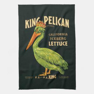 King Pelican Iceberg Lettuce Towel