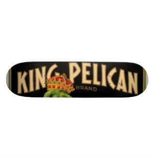 King Pelican Lettuce Skateboard Deck