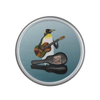 King Penguin Busking Bluetooth Speaker